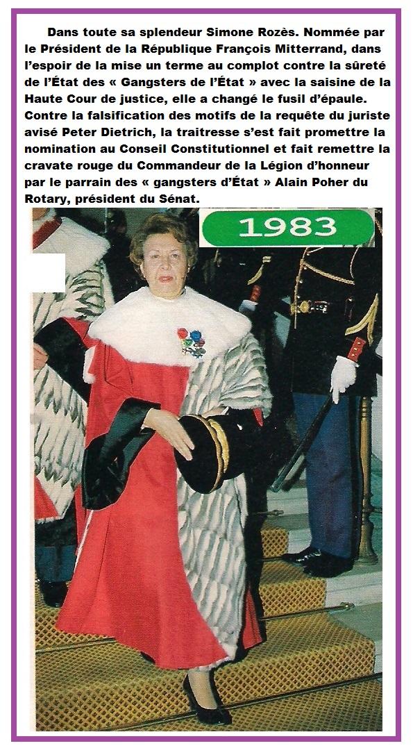 Rozès Simone Mère marquerelle
