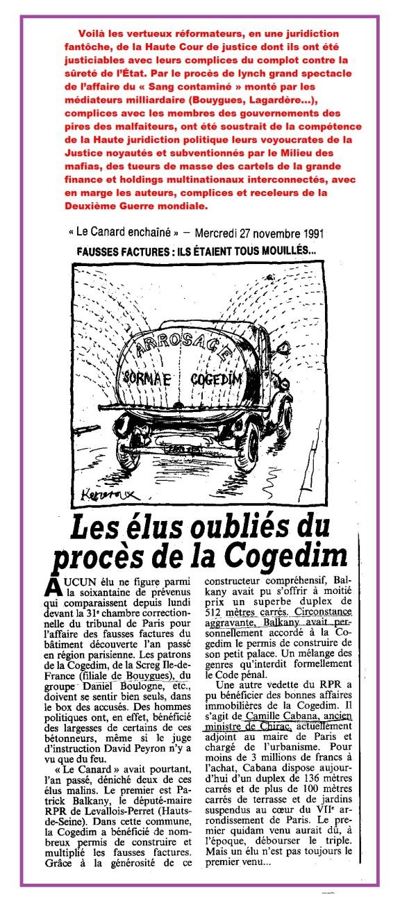 Elus oubliés Bouygues