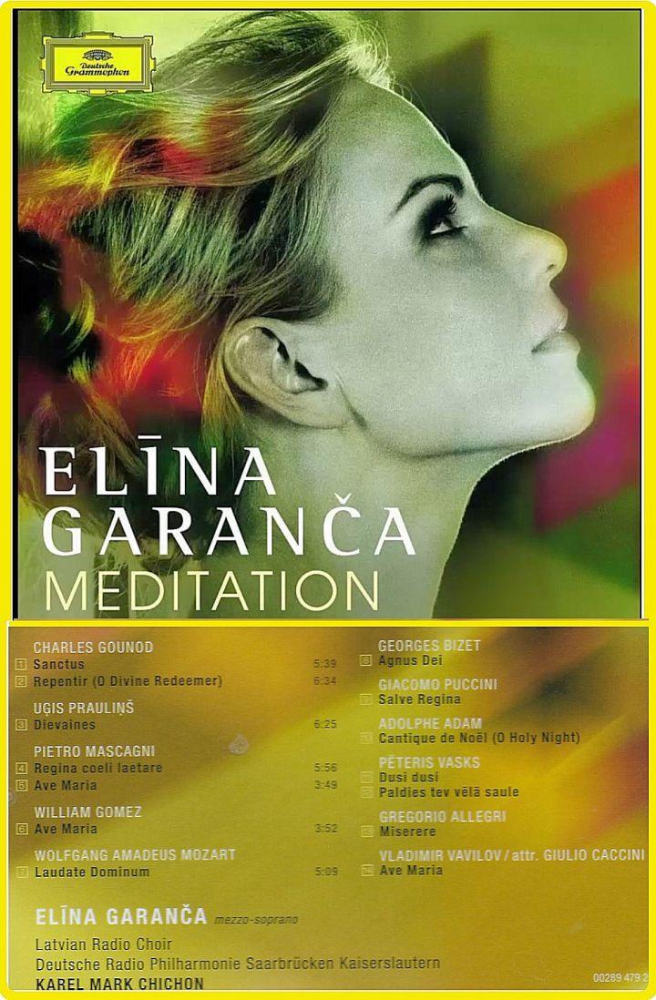 Elïna Garanča 11 Méditation B
